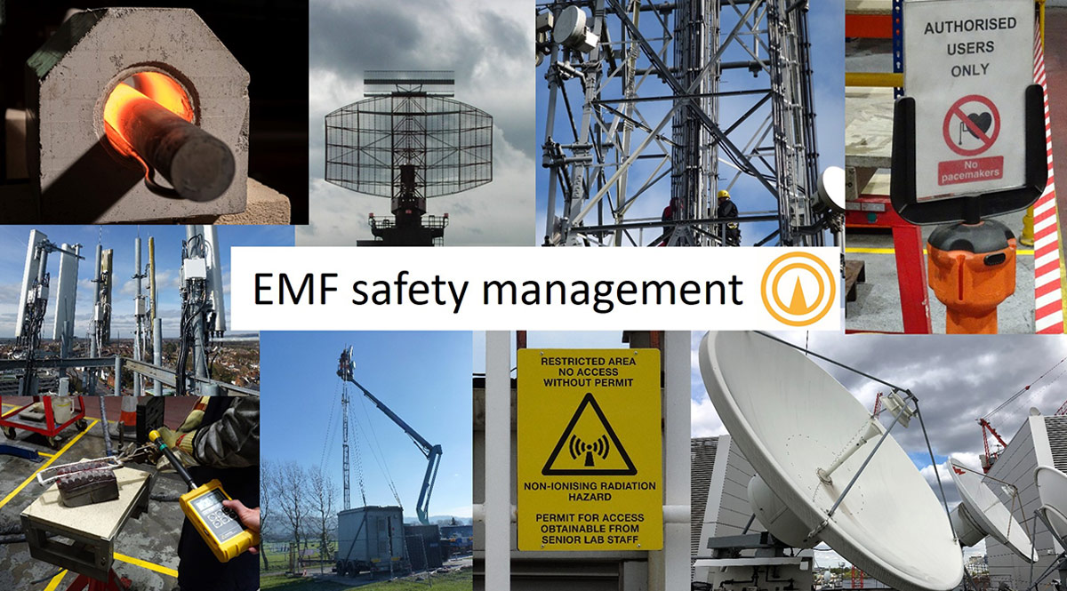 EMF Training Application